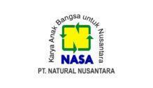 Lowongan Kerja Supervisor & Advertiser di PT. Natural Nusantara (NASA) - Luar Semarang