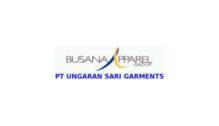 Lowongan Kerja HR – Admin di PT. Ungaran Sari Garments - Semarang
